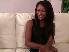Hot Looking Ebony Girlfriends Fall In Passion 1