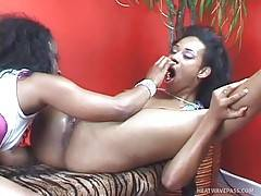 Naughty Chocolate Babes And Sweet Lollipops 1
